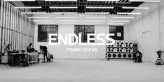 "Frank Ocean Visual Album ""Endless"""