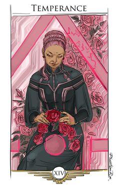 Theodora as Temperance #piercebrown #redrising #irongold