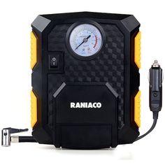 3. Raniaco 12V DC 150PSI Portable Electric Auto Air Compressor Pump and Car Tire Inflator