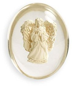 Angelstar 8714 Serene Angel Worry Stone 112Inch *** You can get additional details at the image link.