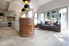 Our range of stunning premium French Limestone tiles. Antique and aged French limestone flooring. Importing limestone for over 22 years. Wood Effect Floor Tiles, Wood Effect Porcelain Tiles, Limestone Flooring, Natural Stone Flooring, Kitchen Flooring Options, Pavilion Grey, Stone Kitchen, Kitchen Decor, Kitchen Styling