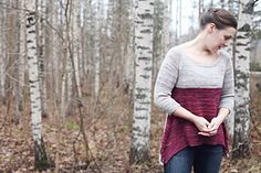 Ravelry: Stay the Same A line pullover pattern by Veera Välimäki