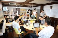 PAX Coworking, the first Coworking space in Tokyo