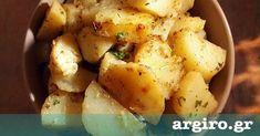 Πατάτες φούρνου με πορτοκάλι και μουστάρδα από την Αργυρώ Μπαρμπαρίγου | Πανεύκολες πατατούλες στο φούρνο που συνοδεύουν ιδανικά κοτόπουλο, ψάρι και κρέας!