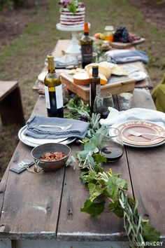 Fall Winery Party Ideas with Pottery Barn   Camp Makery
