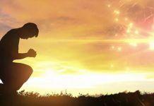 """Cum ne ajuta rugaciunea – """"Omul are nevoie de Dumnezeu asa cum are nevoie de oxigen.""""- Dr. Alexis Carrel Silhouette, Celestial, Sunset, Outdoor, Outdoors, Sunsets, Outdoor Games, The Great Outdoors, The Sunset"""