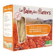 Tartine craquante au Quinoa 150g
