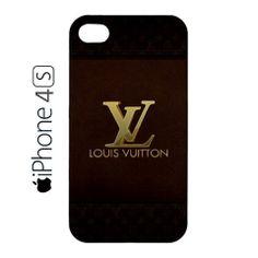 Louis Vuitton Art Design iPhone 4 4s Hardshell Case Cover - PDA Accessories