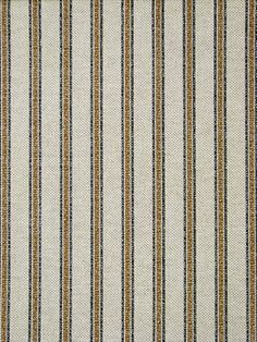 """Dumont charcoal.  Cotton Rayon blend French laundry up the roll stripe. 54"""" wide 1"""" repeat."""