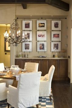 traditional dining room by Alan Mascord Design Associates Inc