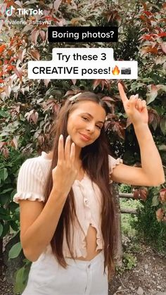 Check my page for more tips! ✨ #posesforpictures #poses #posingtips #posesforwomen Creative Photography Poses, Teenage Girl Photography, Portrait Photography Poses, Photography Poses Women, Tumblr Photography, Girl Photography Poses, Best Photo Poses, Photo Tips, Photo Ideas