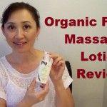 Massage Monday - Organic Fiji massage lotion review  Happy Massaging!