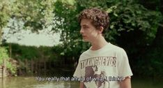 call me by your name 🍑 Tv Show Quotes, Movie Quotes, Call Me By, Sup Girl, We Heart It, Timmy T, Old Quotes, Your Name, Film Stills