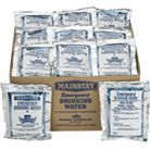 Mainstays® 60-Count Emergency Water Packets at Cabela's