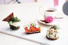 The Royal Smushi Cafe in Copenhagen Copenhagen Travel, Copenhagen Denmark, Copenhagen Style, Open Faced Sandwich, Scandinavian Food, Simply Recipes, Simply Food, Danish Food, Eat Smart