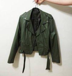 jaqueta militar - blusas sem marca