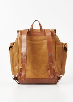 Dries Van Noten Backpack (Cognac)