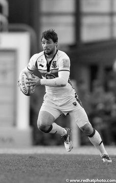 Ben Foden + England + Rugby + Northhampton Saints