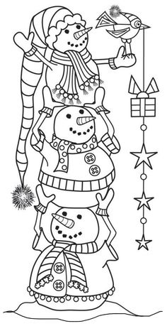 theme noel digital stamps decoration noel snowman coloring pages christmas colouring pages
