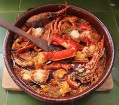Caldereta con langosta ¡Te va a encantar!  #RecetaDeMariscos #CocinarMariscos #CocinaEspañola #Caldereta #CalderetaDeLangosta #CocinarLangosta #RecetasConLangosta #Langosta