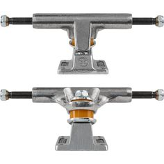 Independent Stage 11 T-Hanger Silver Truck Longboard Trucks, Longboard Design, Double Barrel, Truck Design, Bees Knees, Hanger, Things To Come, Stage, Silver