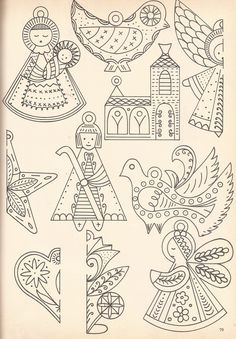 ornament embroidery