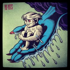 Charles Burns is master!