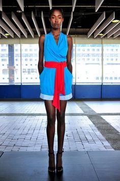 Catherine Malandrino Spring 2014 Ready-to-Wear Runway - Catherine Malandrino Ready-to-Wear Collection