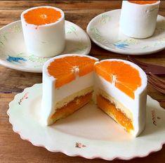 - Backen: Kuchen / all about cake - Dessert Cute Desserts, Delicious Desserts, Yummy Food, Think Food, Love Food, Cupcakes, Cupcake Cakes, Tea Cakes, Cake Recipes