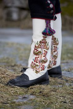 Folk Costume, Costumes, Folk Clothing, Going Out Of Business, Ethiopia, Norway, Rubber Rain Boots, Ethnic, Culture