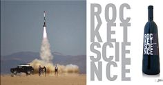 Love & Rockets.    This has to be the perfect fusion of fancies!  The new bottle is even shaped like a rocket.  And they partnered with RocketMavericks to help fund STEM education.