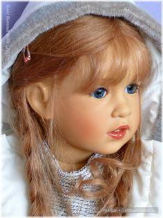 Коллекционная JULE от Sissel Bjørstadt Skille / Куклы Gotz - коллекционные и игровые Готц / Бэйбики. Куклы фото. Одежда для кукол