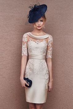 I love the dress not the hat I'm not a hat person lol