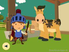 Wungi Knights App Ritters Spiel Kinder (25)