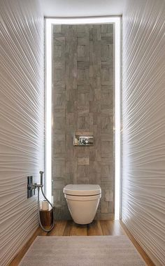 At this time you need some terrific small bathroom design ideas for upcoming task. To optimise the area in your tiny bathroom by putting as preferred. Guest Toilet, Downstairs Toilet, Basement Bathroom, Master Bathroom, Remodel Bathroom, Bathroom Renovations, Master Baths, Loft Bathroom, Narrow Bathroom