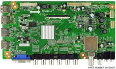 Westinghouse TI11386 Main Board for VR-5535Z