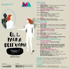 Ama Festival sabato 4 e domenica 5 luglio alla Cooperativa Ama Aquilone