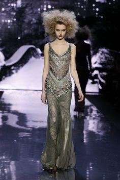 Badgley Mischka. Another great metallic dress.