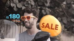 Wooden Sunglasses brand summer sale video for 2015