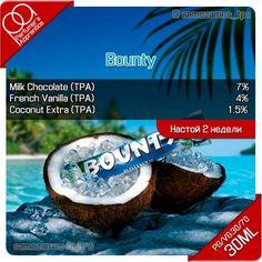 Bounty e liquid recipe #vape #ecig [arom-team.com]