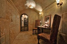 Archways & Ceilings Made Easy (ACME) Wine Cellar Ceilings