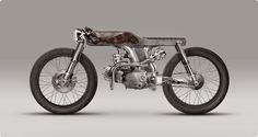 Bishop Concept Motorcycle by Bandit9 - Grease n Gasoline