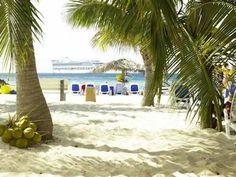 Private Beach on Princess Cays
