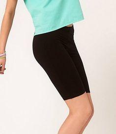 SOSHIN | Shop je KORTE LEGGING online | Nu 10% korting! - soshin.nl Capri Pants, Leggings, Fashion, Moda, Capri Trousers, Fashion Styles, Fashion Illustrations