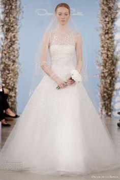 Oscar de la Renta Bridal 2014 Wedding Dresses ec3176735e9d