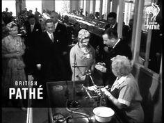 Royal Visit To Netherlands (1958)