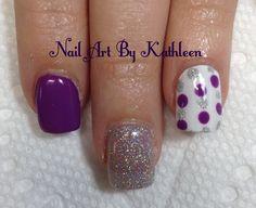 Purple Dotticure