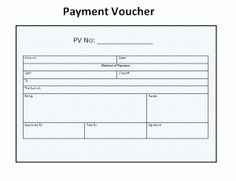 Sample payment voucher template for microsoft word ready made payment voucher template altavistaventures Images