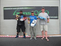 Expert Sedan 1st Place: Roel Espina 2nd Place: Brian Rutherford 3rd Place: JD Ramsey