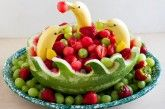 Dolphin Fruit Platter Is Perfect For Parties